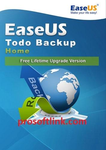 EaseUS Todo Backup 12.0.0.2 Crack License Key With Keygen 2020 [Win/Mac[