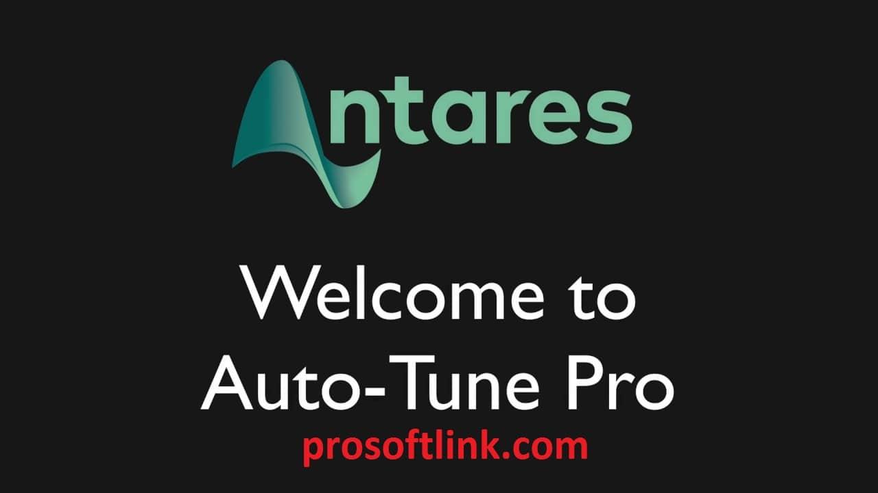 Antares Autotune Pro 9.0.1 Crack Serial Key incl Torrent 2020 (Windows + Mac)