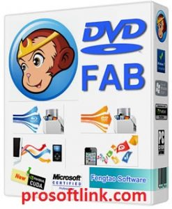 DVDFab 11.0.6.4 Crack Keygen With Serial key Latest Version 2020 [Win & Mac]