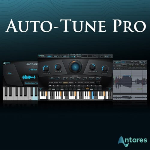 Antares Autotune Pro 9.1.1 Crack Serial Key With Torrent 2020 (Windows + Mac)