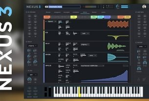 Nexus VST 3.1.7 Crack Torrent For Mac With Serial Key VST 2020 Free Download